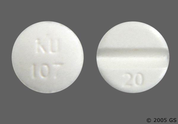 Isosorbide Mononitrate 10mg Tabs