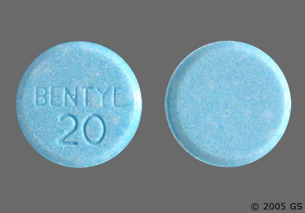 Bentyl (Tablet) - Refi...